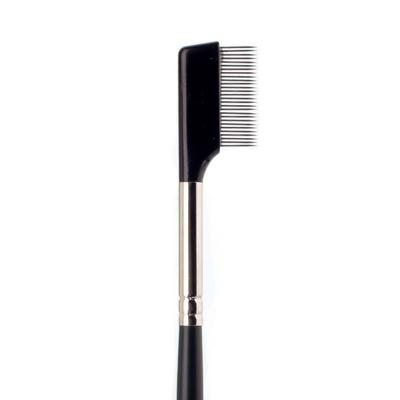 Расческа для ресниц металлическая PMET ATELIER