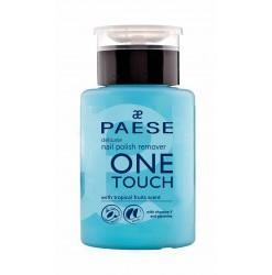 Жидкость для снятия лака One Touch PAESE